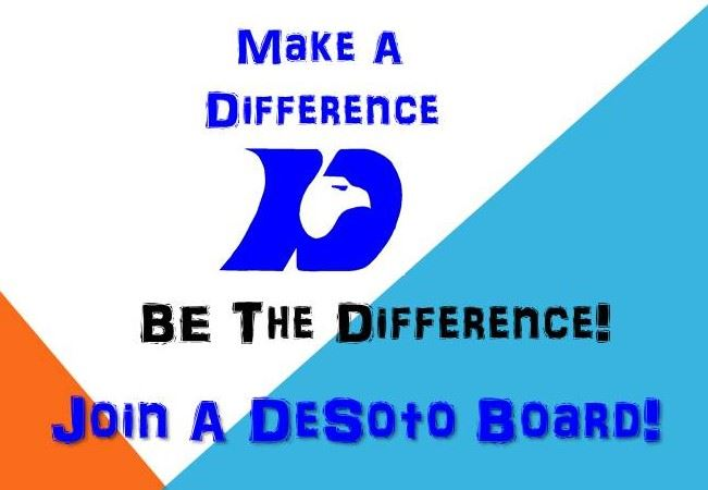 Make A DeSoto Difference