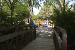 Briarwood Park Bridge